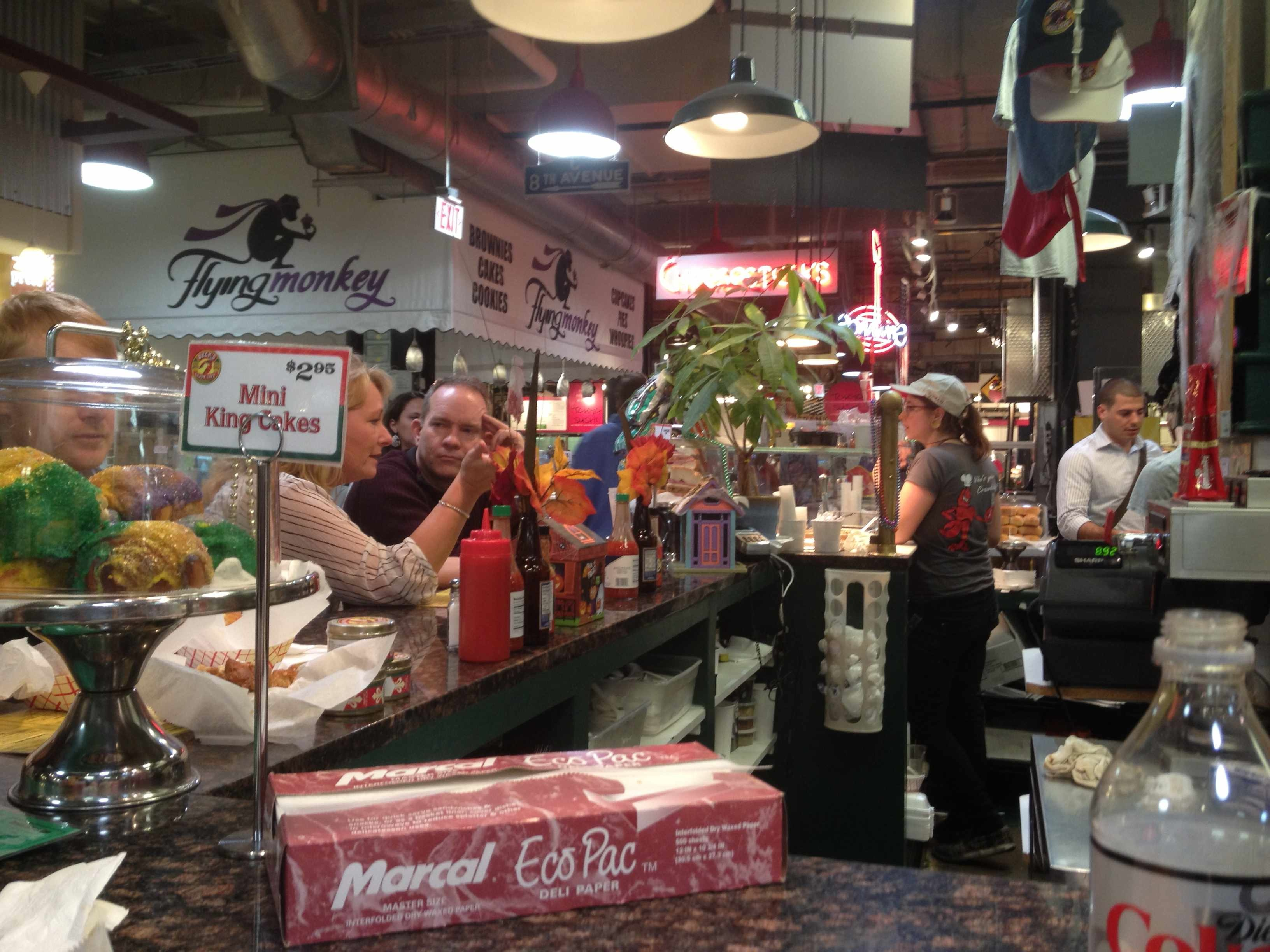 Civic Holiday  Food Terminal
