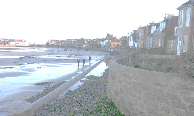 West Beach: This Is the Same View as Shown in the Header of This Page