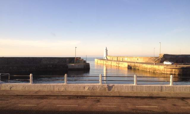 Harbour Entrance, Macduff