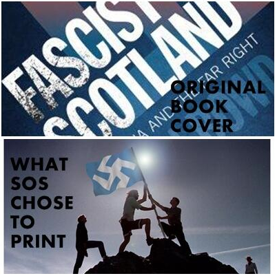 The lower image was Photoshopped from the Cover Image on Tom Devine's Book The Scottish Nation 1700-2000