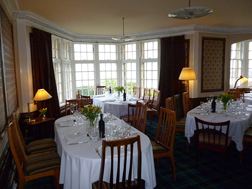Dining Room at Whatton Lodge