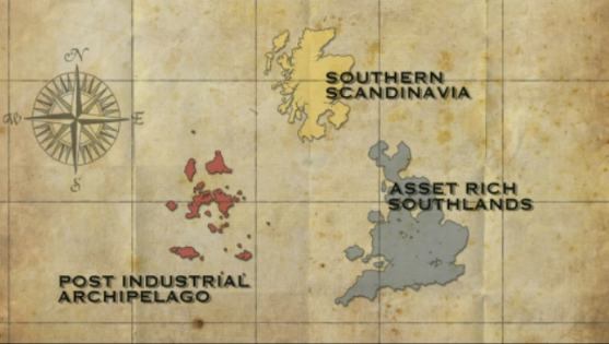 The Fragmented Political Geography of Britain 2015